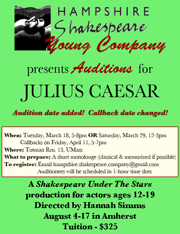 Updated YC auditions flyer for web